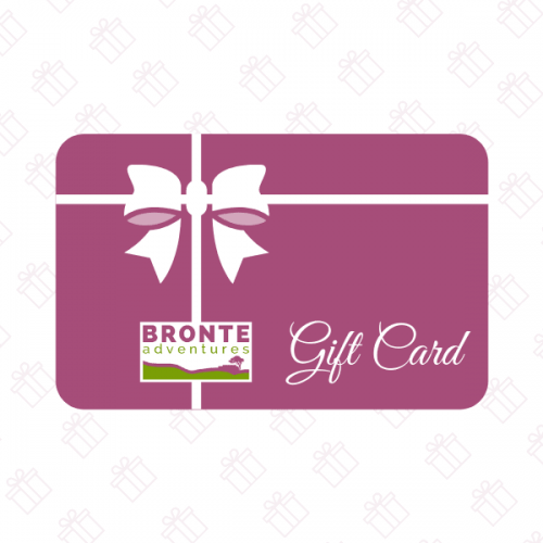 Bronte Adventures Gift Card