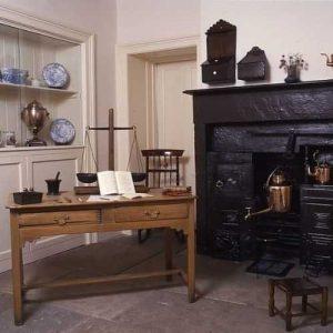 Bronte Parsonage kitchen