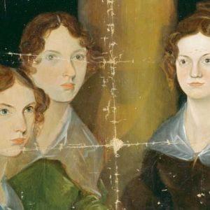 Bronte sisters painting