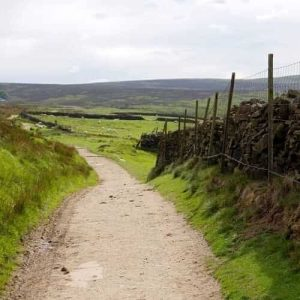 Path to Bronte Waterfall