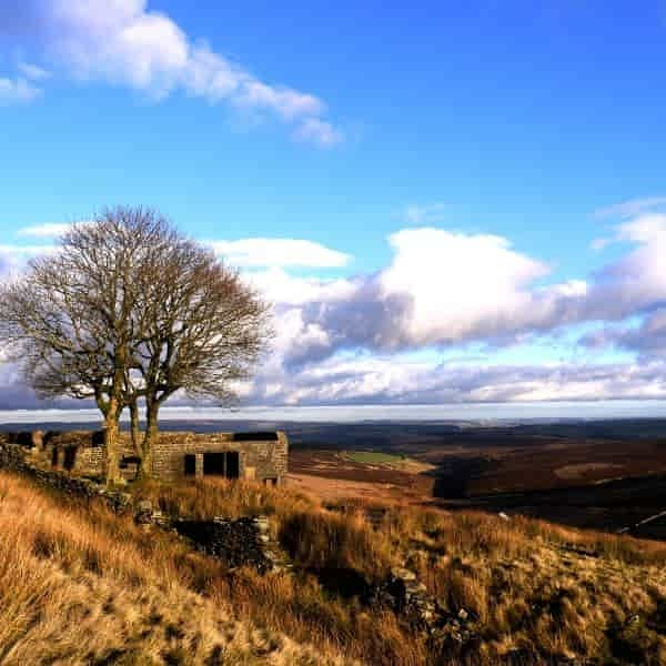 Top Withens - Wuthering Heights