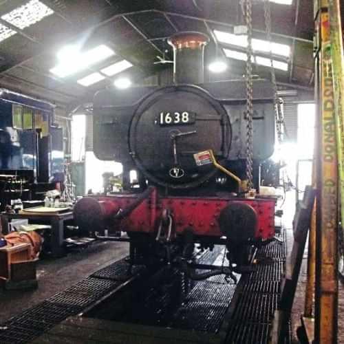 Haworth Engine Shed