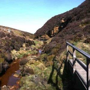Two bridges walking trail