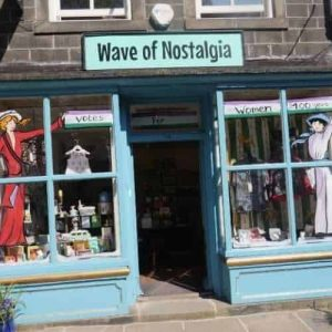 Wave of Nostalgia shop