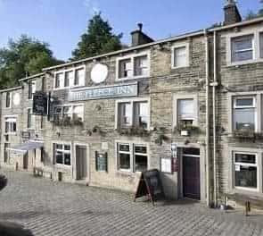 The Fleece Inn, pub