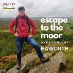Haworth walks events