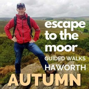 Escape To The Moor Guided Walks - Autumn