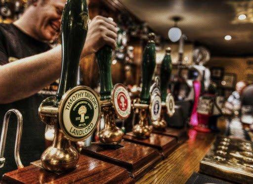 Haworth pub - The Fleece Inn