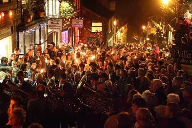 Haworth Christmas Events 2020