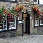 Kings Arms pub in Haworth