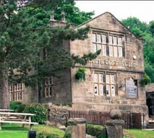 Haworth Old Hall, pub