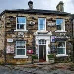 The Old White Lion, Haworth