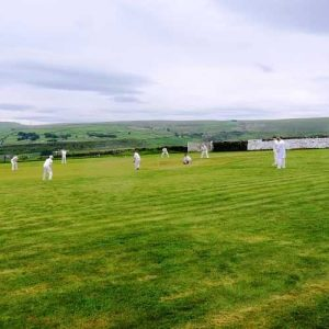Penistone Hill Country Park cricket ground