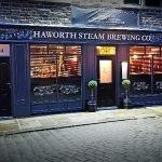 Steam Brewery pub in Haworth