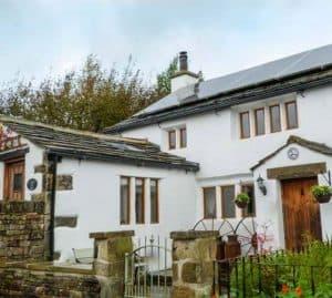 TheDairy Cottage, Haworth