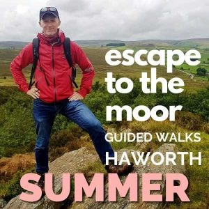 Escape To The Moor Guided Walks - Summer