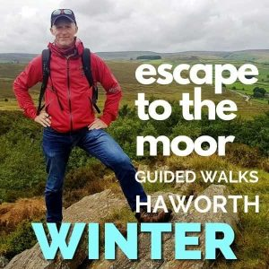 Escape To The Moor Guided Walks - Winter