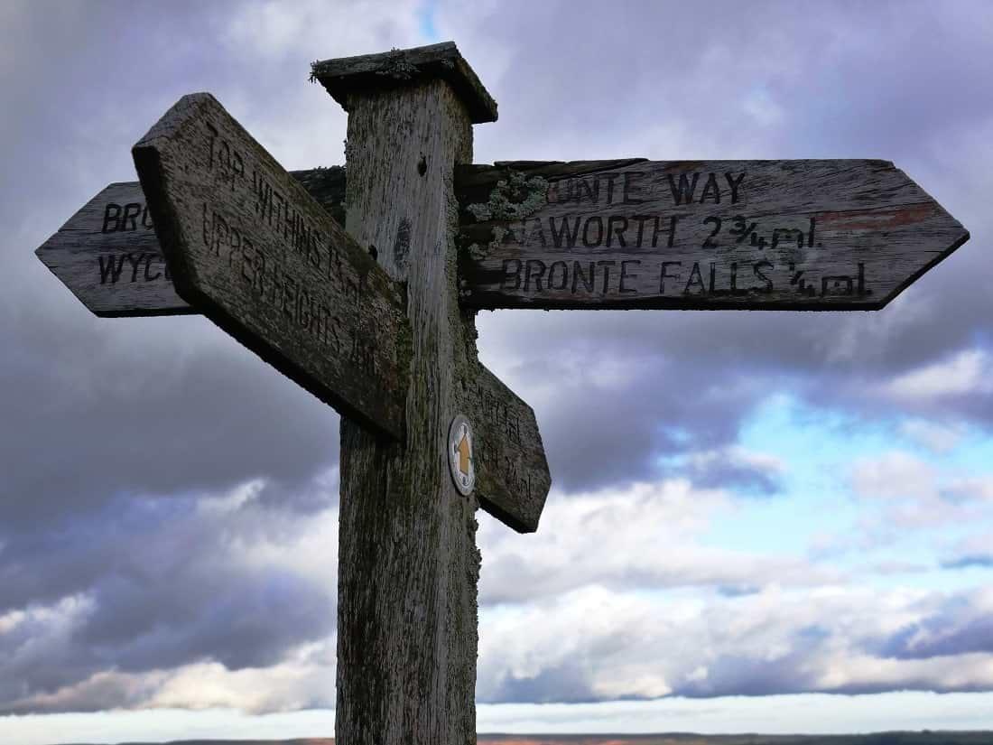A Moorland Meditation On Haworth Moor