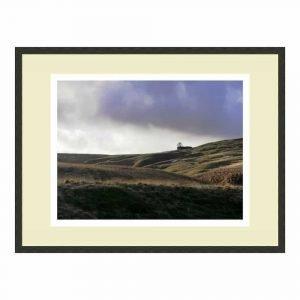 Unquiet Hills Print