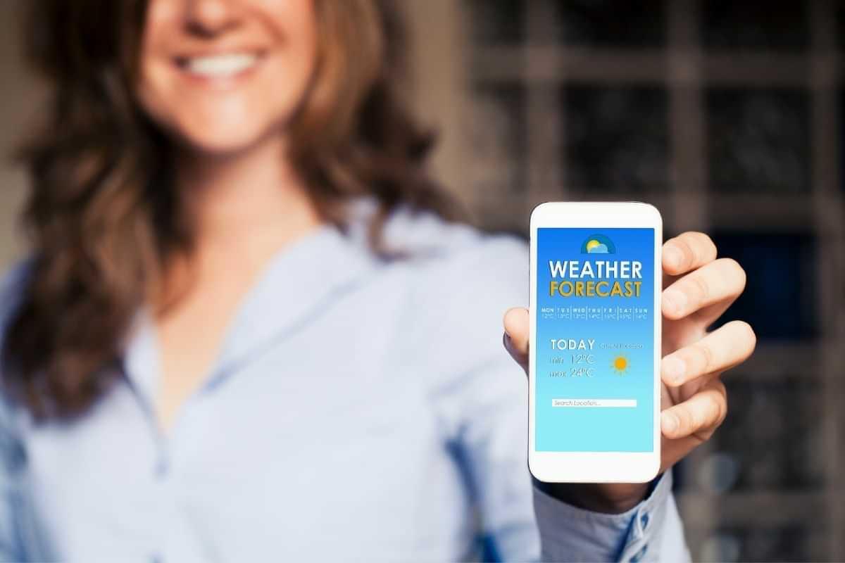 Haworth weather forecast