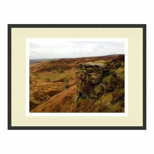 Ponden Kirk and the Fairy Cave print
