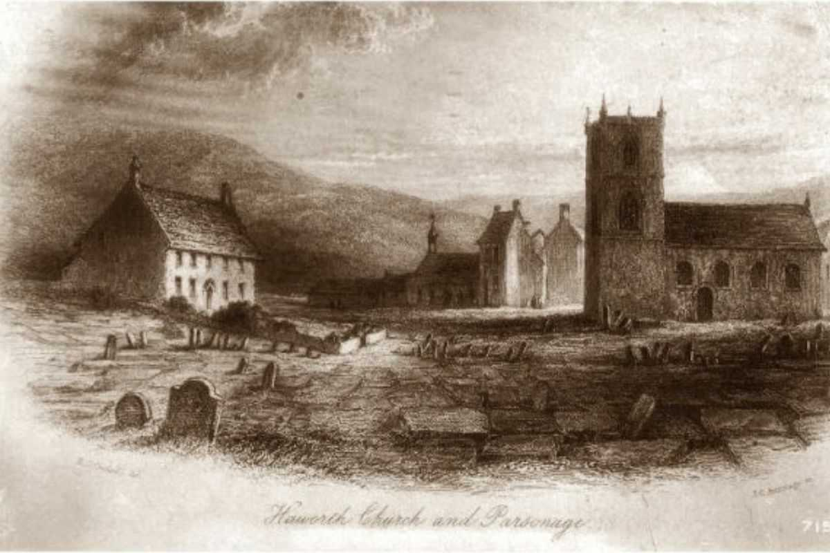 Haworth Church History