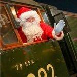 Santa Special Haworth
