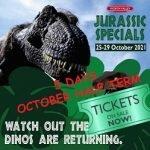 Haworth dinosaurs event